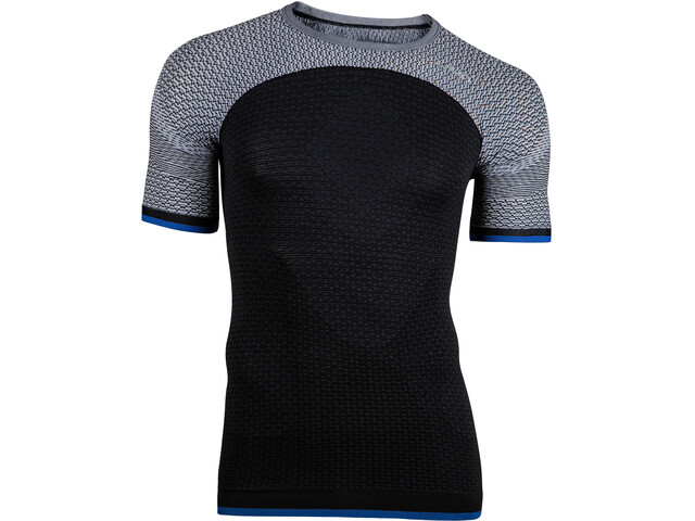UYN Running Alpha OW Chemise manches courtes Homme, charcoal/off white